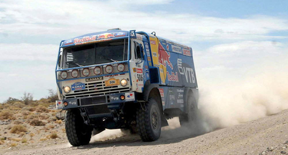 La course Silk Way Rally approche la finale
