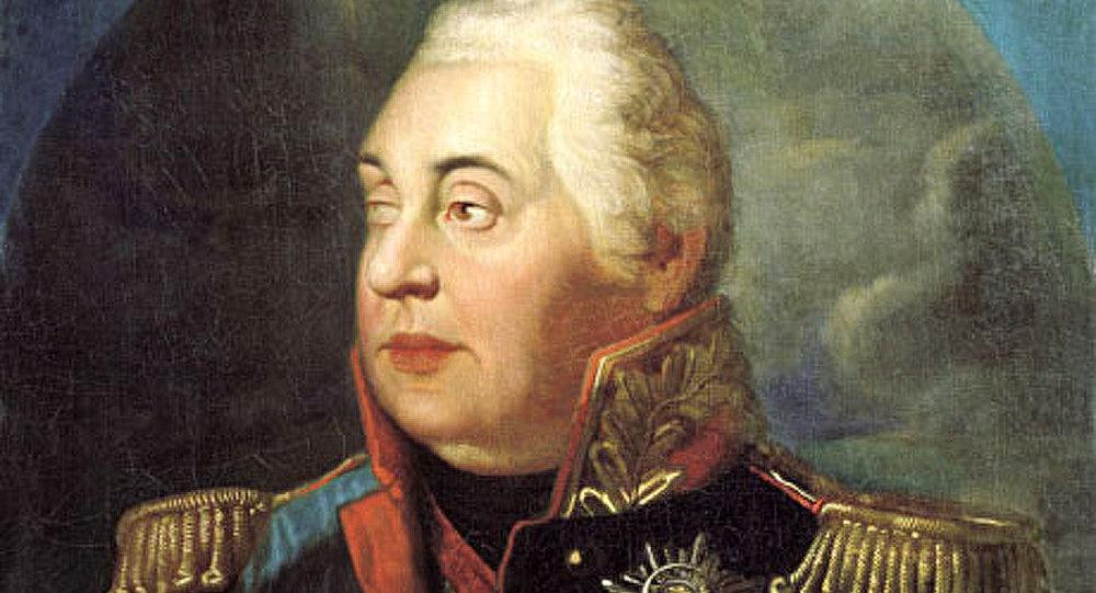 Mikhaïl Koutouzov : salade du grand capitaine et café du diplomate