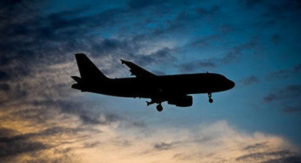 Les inspecteurs militaires américains accomplissent un vol au-dessus de la Russie