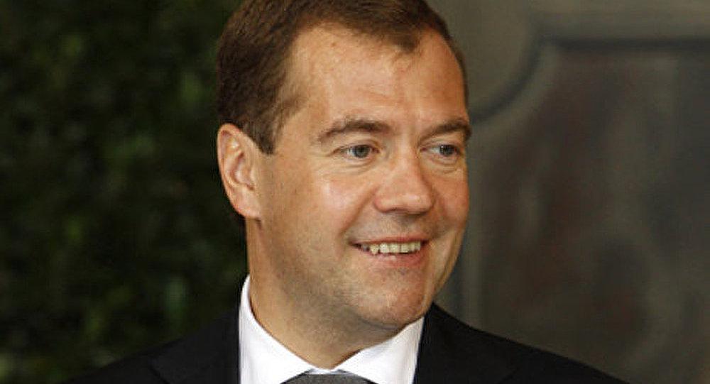Medvedev à Astana le 12 août pour un sommet informel de l'Otan russe