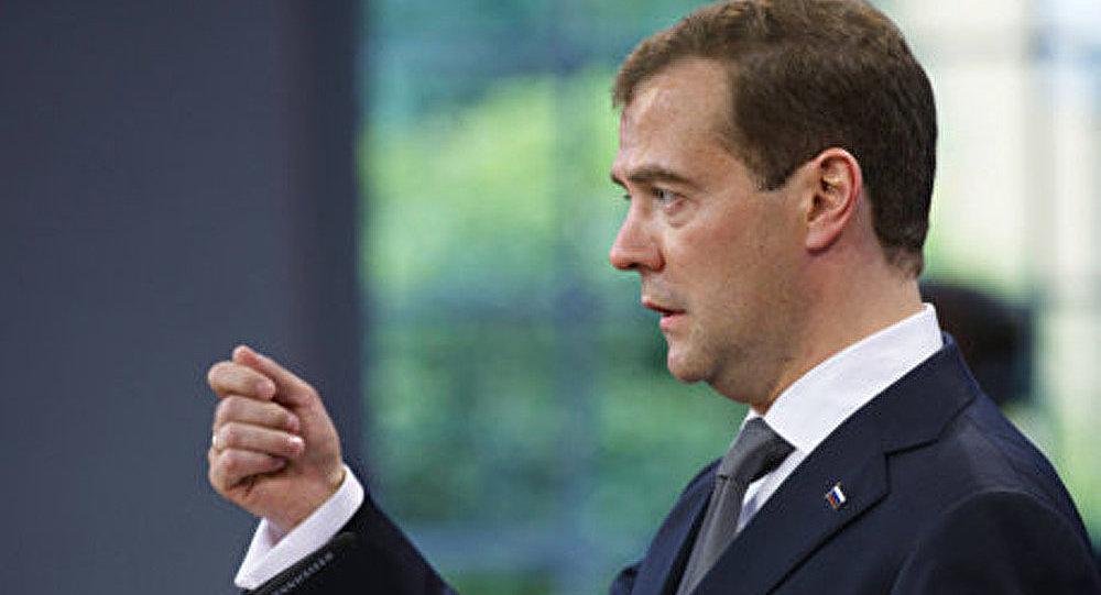 OMC: défendre les intérêts des agriculteurs russes (Medvedev)