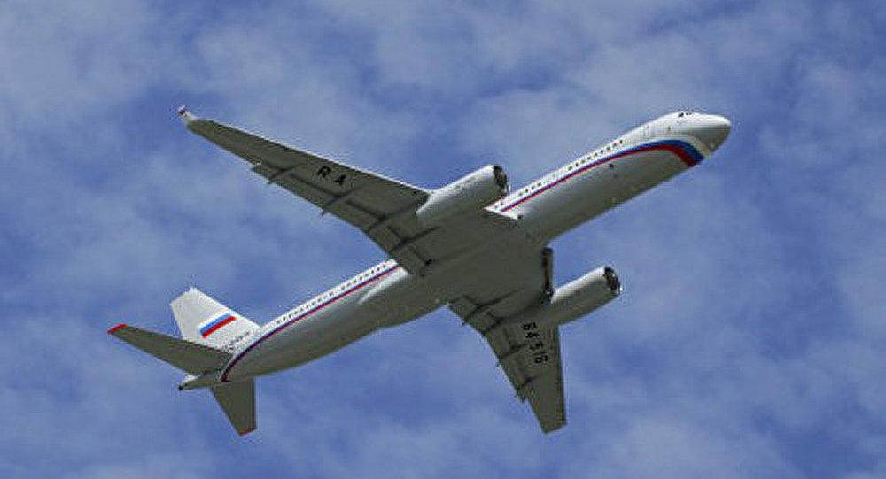 Russie: nouvel avion de reconnaissance au salon MAKS