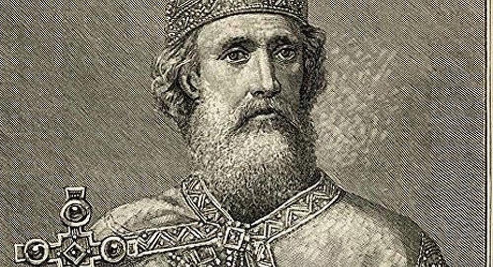 Le prince Vladimir I