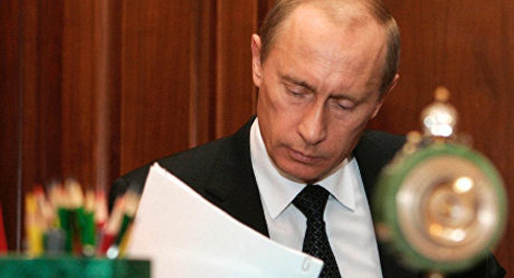 Forum: plusieurs documents signés en présence de Poutine