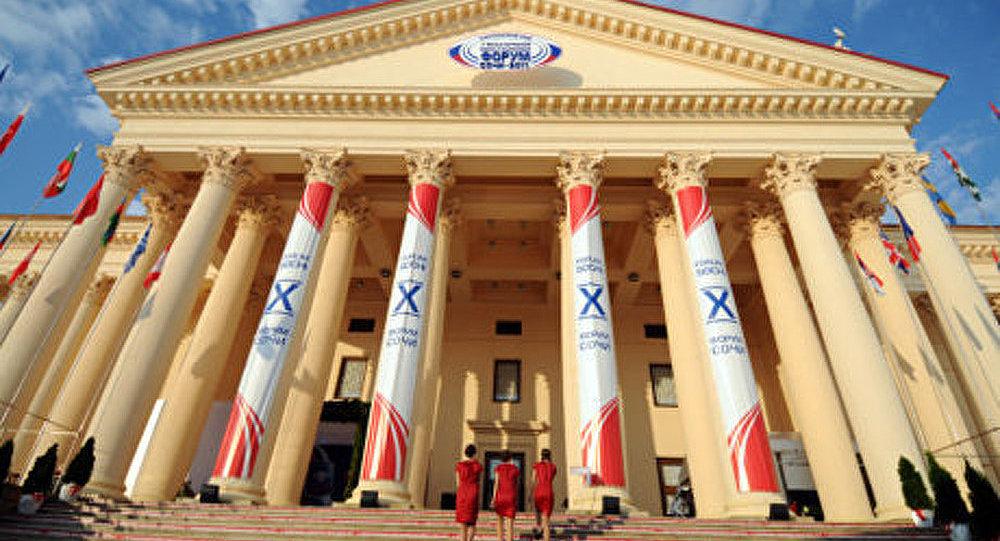 Sotchi-Forum: 289 contrats pour 429 milliards de roubles