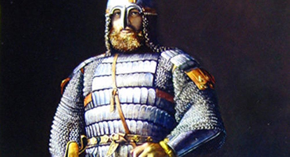 Le prince Iouri Dolgorouki, fondateur de Moscou