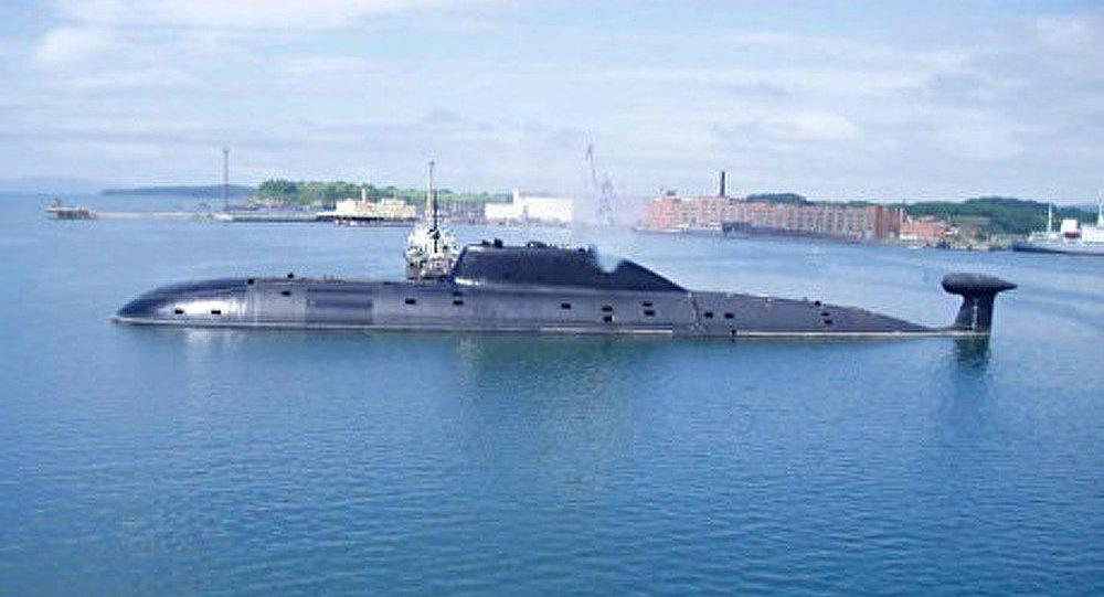 Le sous-marin Nerpa livré à l'Inde fin novembre