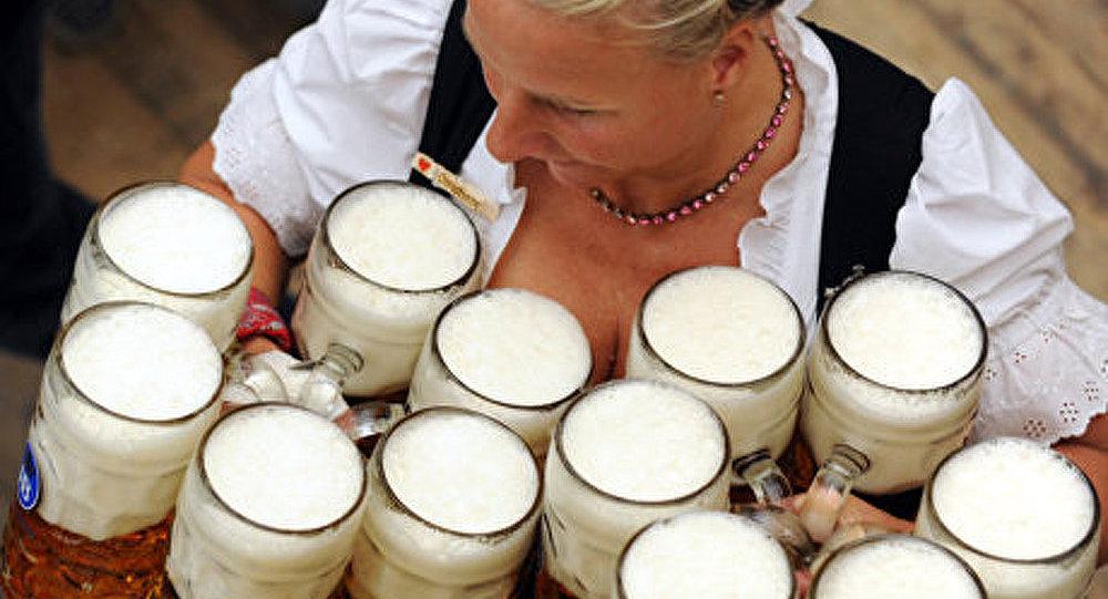 Fête de la bière à Munich: plus de 7,5 millions de litres consommés