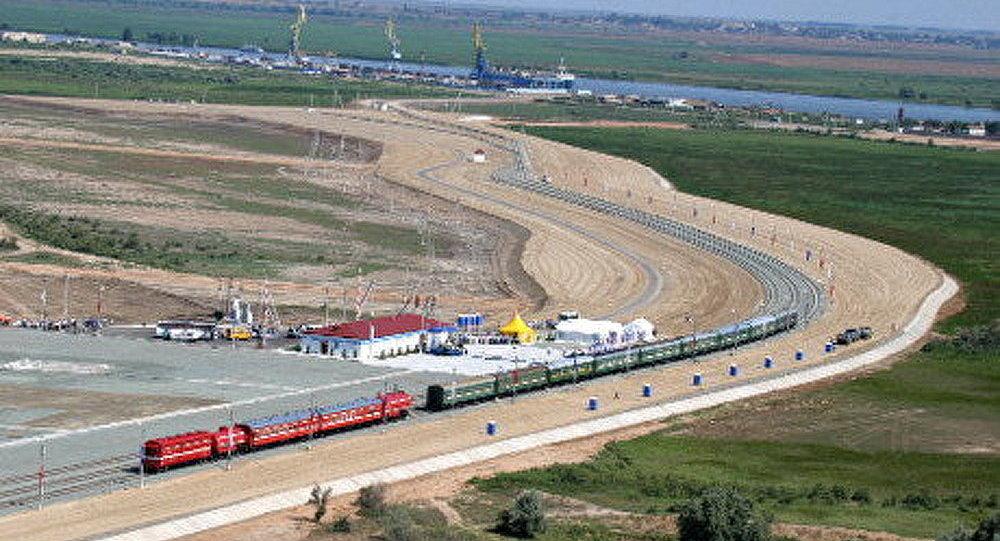 Transports: Moscou et Astana veulent rejoindre le projet de couloir Chine-Baltique