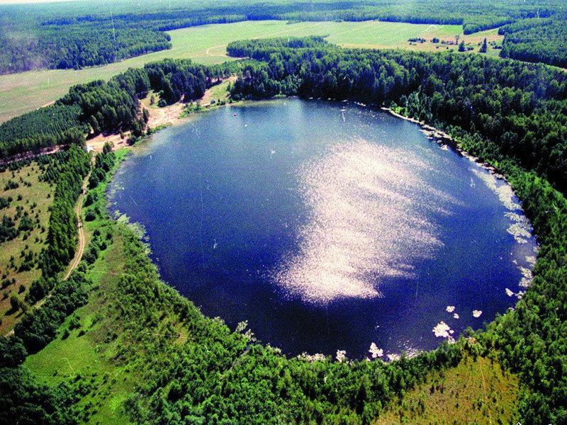 Le lac Svetloïar.