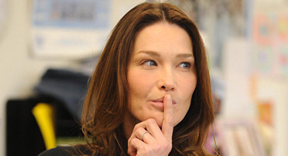 Carla Bruni-Sarkozy accouche à la clinique