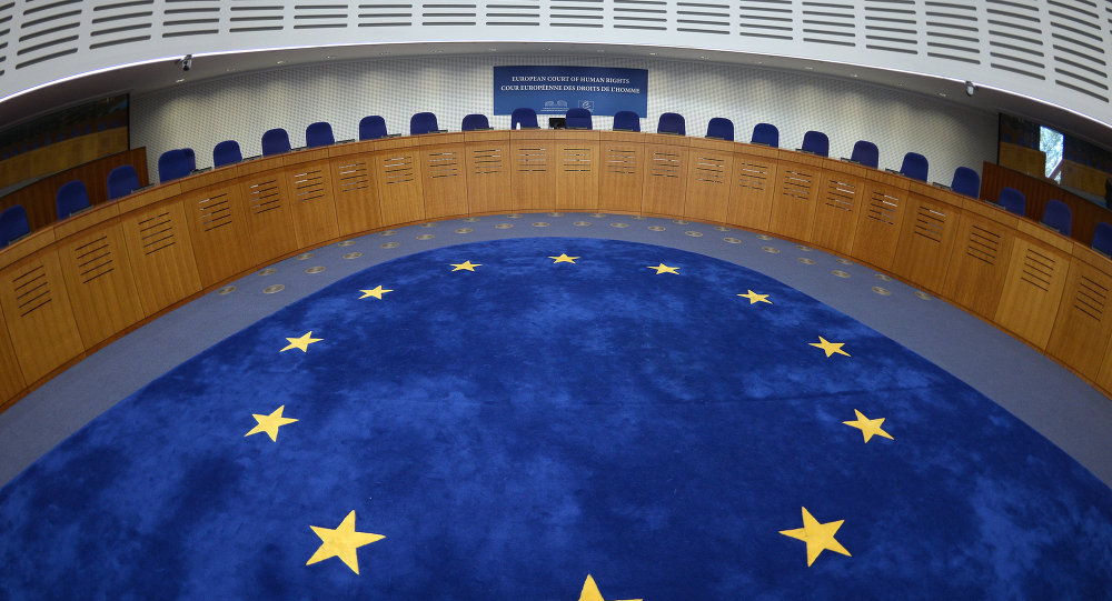 La Cour européenne des droits de l'homme (CEDH)