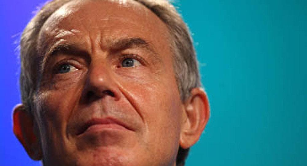 Tony Blair sera conseiller économique de Nazarbaev