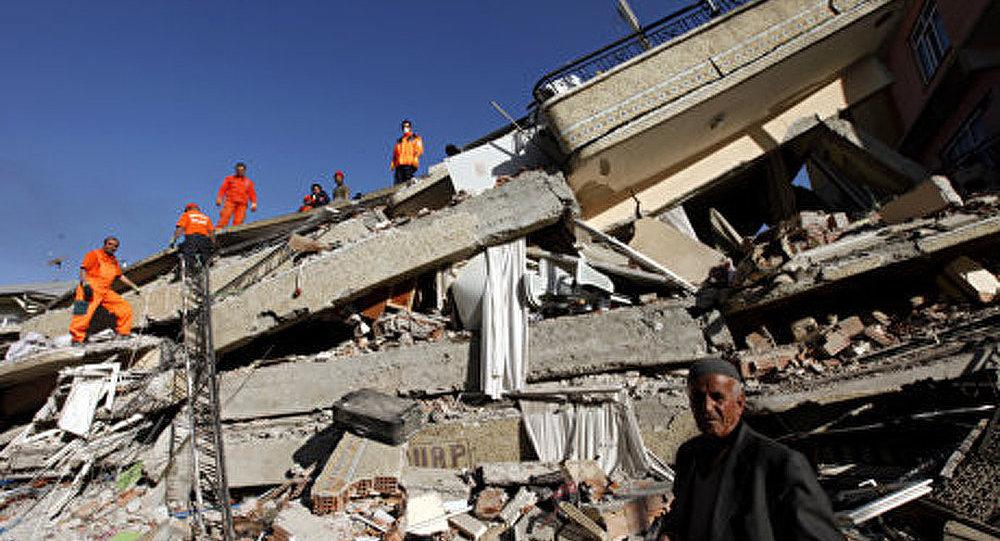 Les secousses continuent de frapper la Turquie