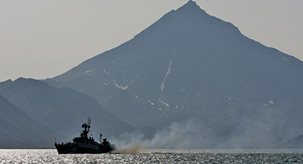 Kamtchatka: visite d'une délégation de la marine de guerre nord-coréenne
