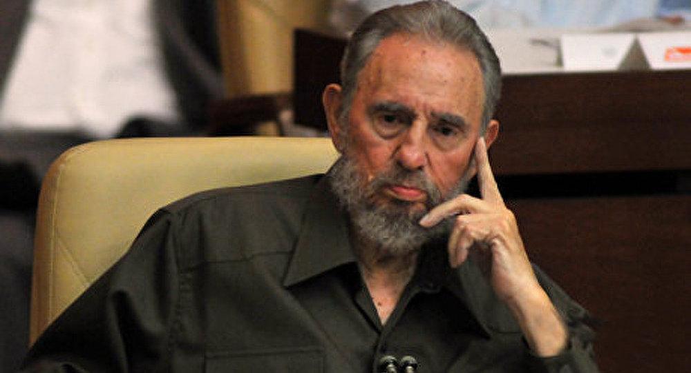L'OTAN est l'outil de répression le plus perfide de l'histoire (Castro)