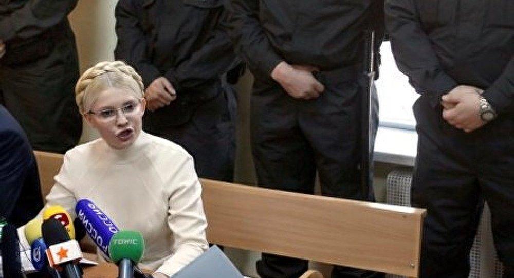 Ukraine: Timochenko fait appel du jugement, selon son avocat