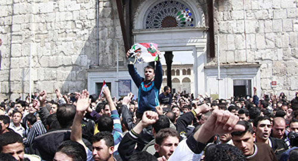 Syrie : les contestations antigouvernementales ont repris