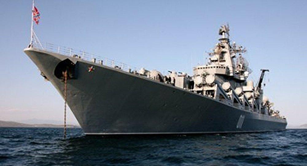 Les navires russes sont arrivés à Vancouver