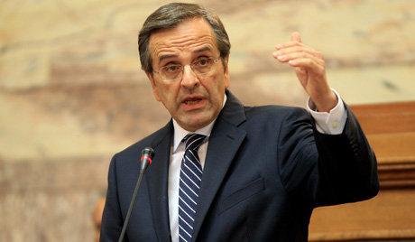 Grèce: une coalition Papandréou-Samaras
