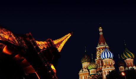 Festival cinématographique «Regards de Russie» à Paris