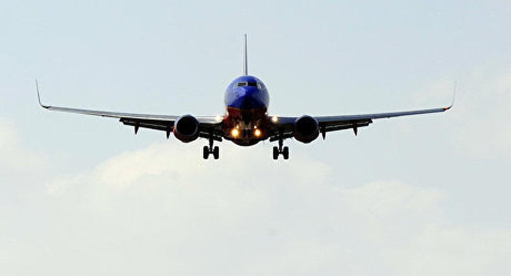L'atterrissage d'urgence du Boeing-757 à Yakoutsk