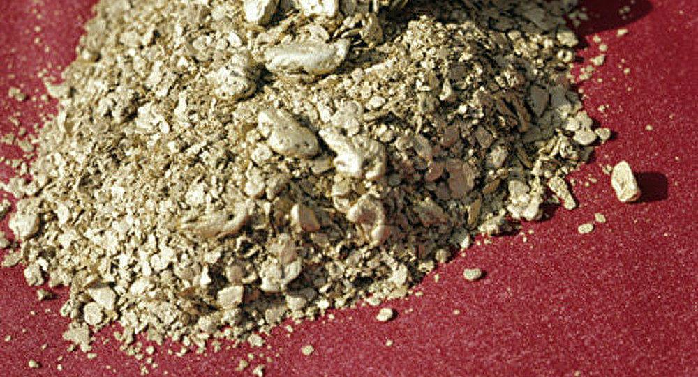 Russie: 27 tonnes d`or extraites dans la région de l'Amour