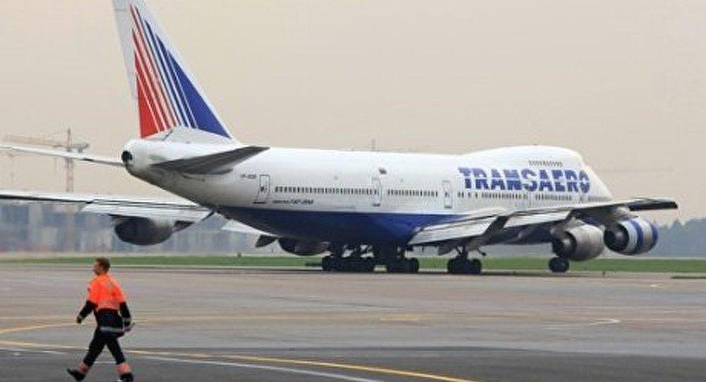 Boeing 747: vol Moscou-Bangkok interrompu