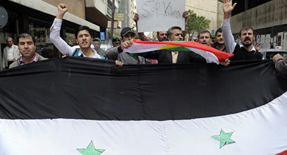 Syrie: évacuation des familles des diplomates turcs