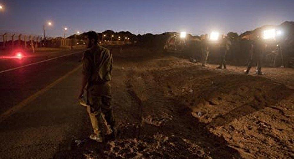 Échanges de tirs à la frontière israélo-égyptienne (Tsahal)
