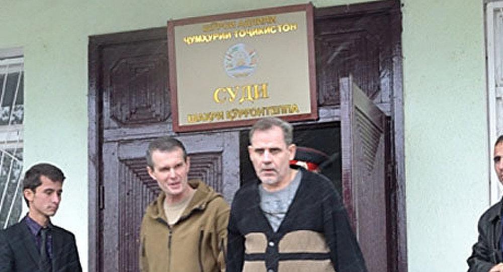 Le pilote russe Sadovnitchi a quitté le Tadjikistan