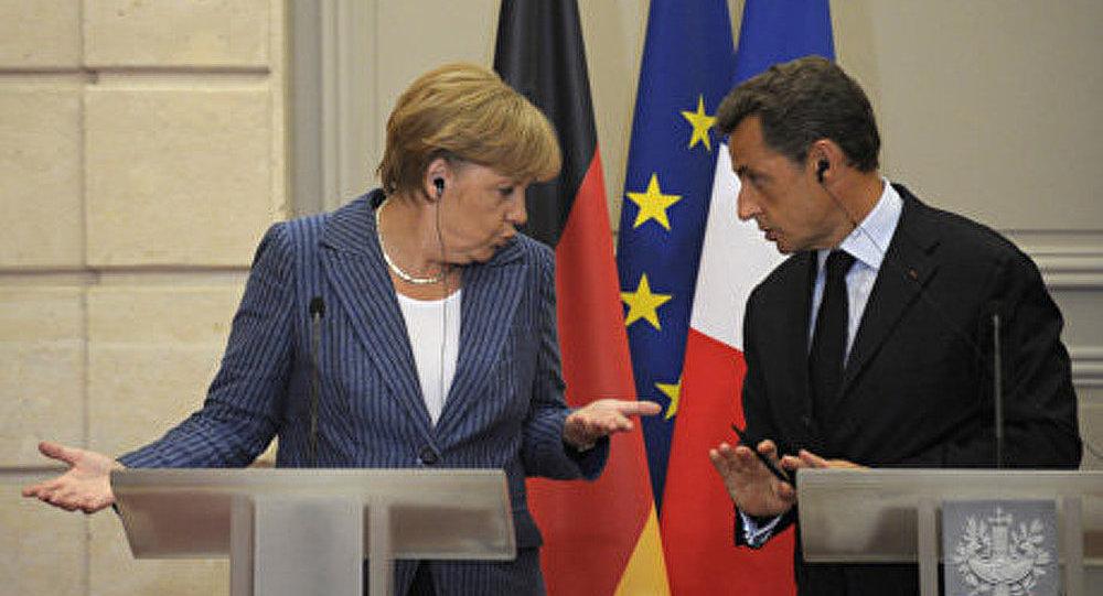 Zone euro: réunion tripartite à Strasbourg