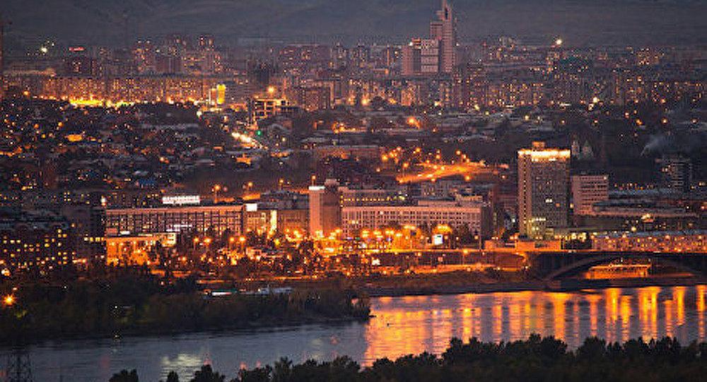 Ouverture du Festival «Krasnoïarsk–Paris»