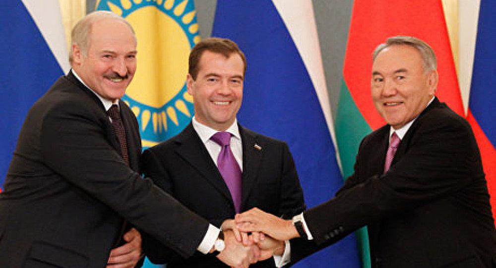 L'Union eurasiatique économique - vue de l'extérieur