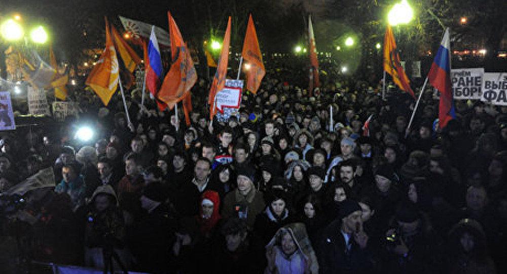 Manifestants interpellés à Moscou: Paris préoccupé