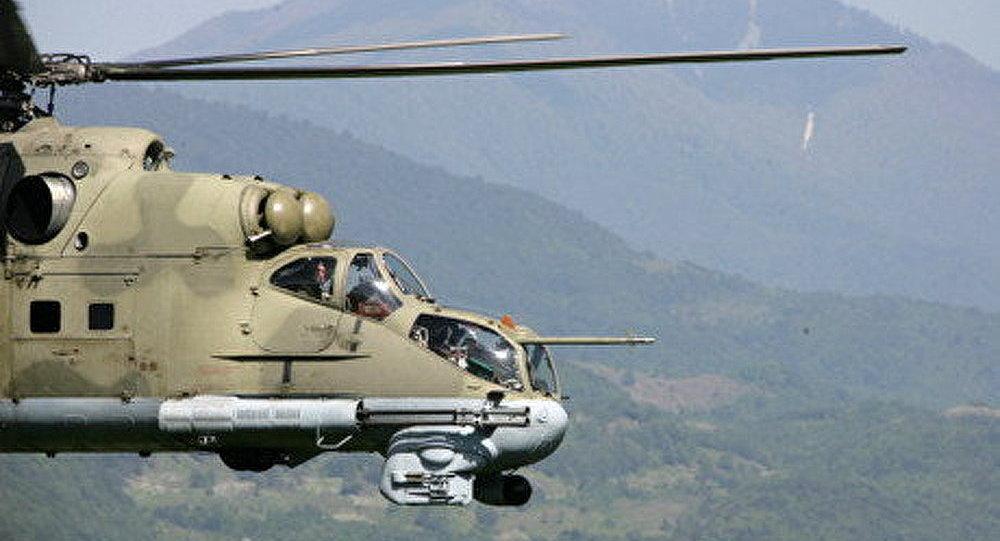 «Hélicoptères de Russie» au Vietnam