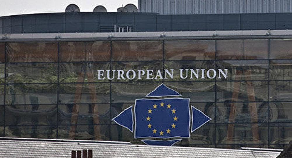 Ouverture du sommet de l'Union Européenne