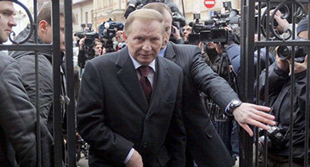 Ukraine: information judiciaire contre Léonide Koutchma