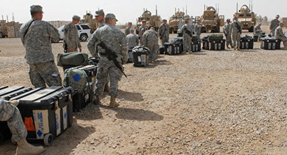 Irak: le dernier convoi de troupes US quitte le pays