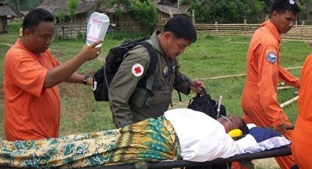 Philippines: la tempête Vaschi fait 569 morts (Croix Rouge)