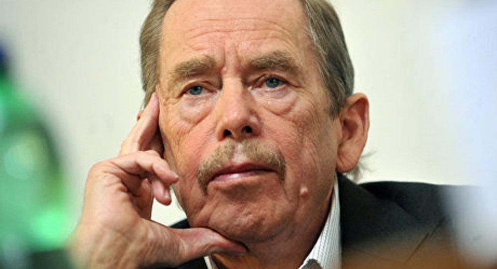 L'ex-président tchèque Havel s'est éteint à l'âge de 75 ans