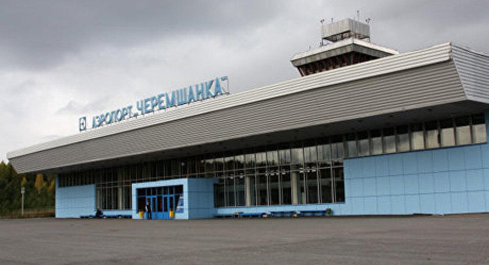 L`incendie dans l'aéroport de Krasnoïarsk a été localisé