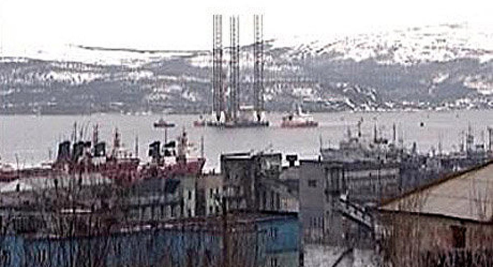 Kolskaïa: treize corps dans la zone du naufrage