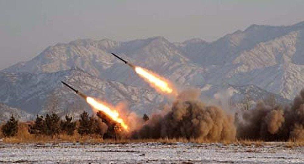 La Corée du Nord a testé un missile de courte portée