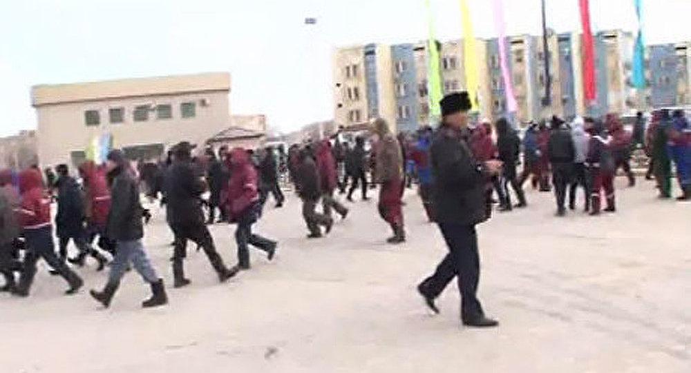 Kazakhstan: 200 manifestants pacifiques à Aktaou