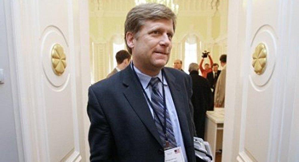 Moscou: rencontre du nouvel ambassadeur des USA avec l'opposition