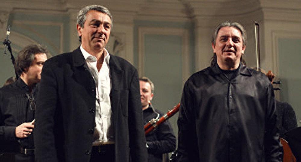 L'intégration musicale de la Russie et de l'Europe