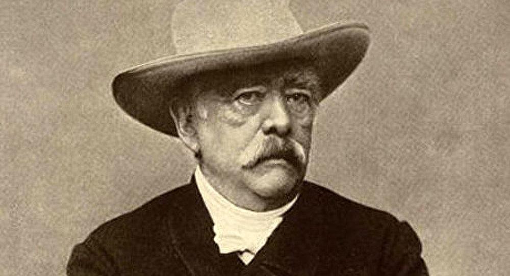 Enregistrement de la voix de Bismarck fait sensation