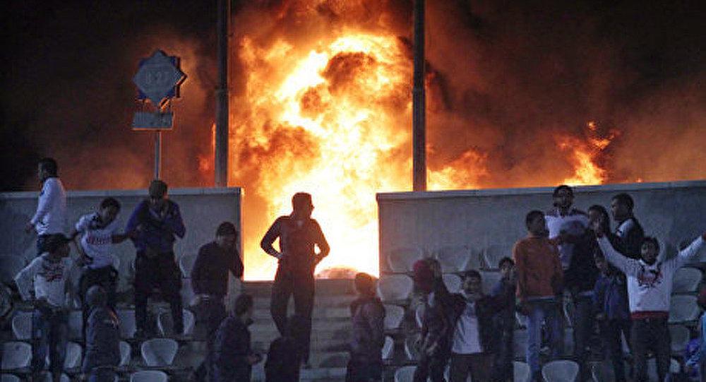Egypte: 73 morts dans des violences après un match de football
