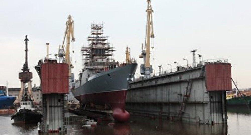 La flotte russe se dote de nouvelles corvettes du projet 20385
